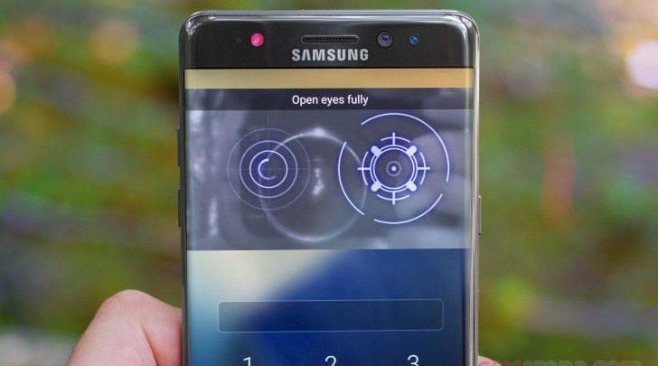 Photo of Samsung eliminaría el escaner de iris en el Galaxy S10