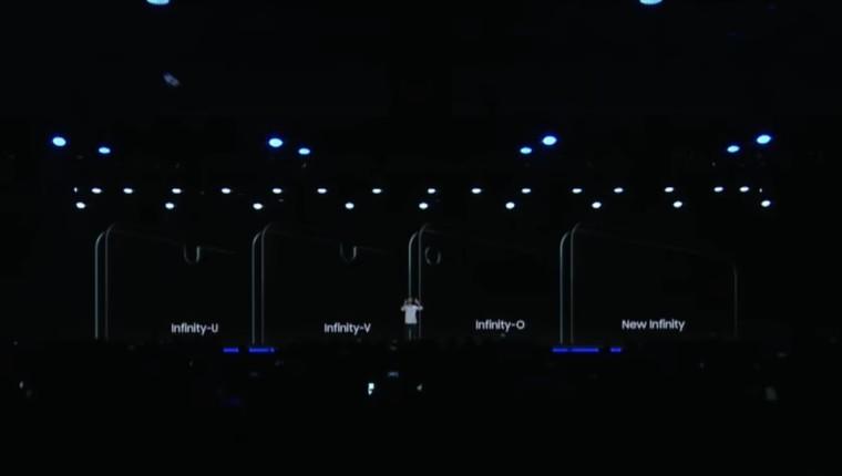 Samsung venderá pronto smartphones con notch