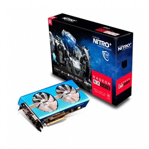 Sapphire Nitro+ Radeon RX 590 ya a la venta