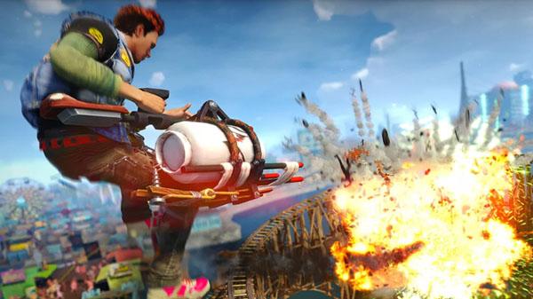 Sunset Overdrive podría llegar pronto en versión para PC