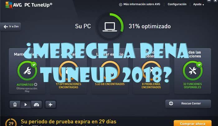 Photo of ¿Merece la pena TuneUp Windows 10? 【 2018 】