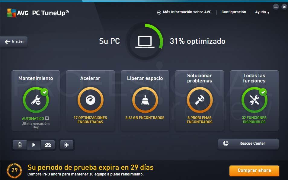 TuneUp Windows 10 paso 02