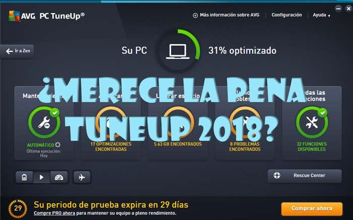 TuneUp Windows 10
