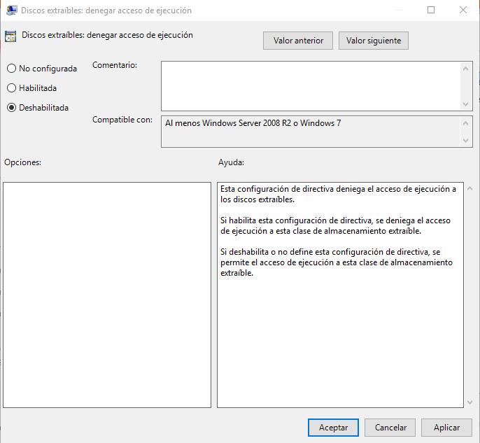 Formatear USB protegido contra escritura tuto09
