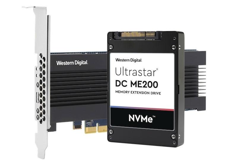 Western Digital Ultrastar DC ME200