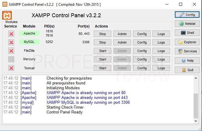 Como Instalar Y Configurar Xampp En Windows 10
