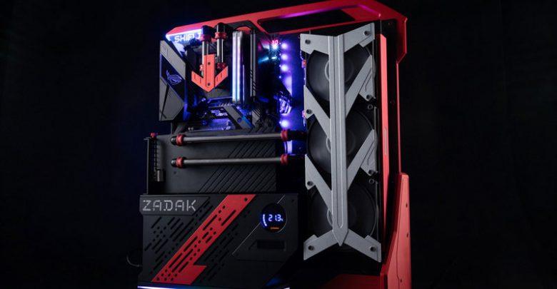 Photo of ZADAK presenta el super-ordenador con refrigeración por agua SHIELD II