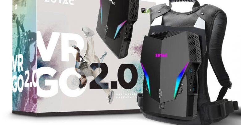 Photo of Anunciado el Zotac VR GO 2.0, nuevo PC con forma de mochila