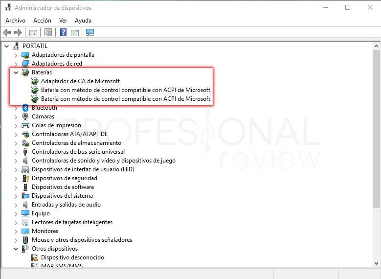 Activar icono de batería Windows 10 paso 04