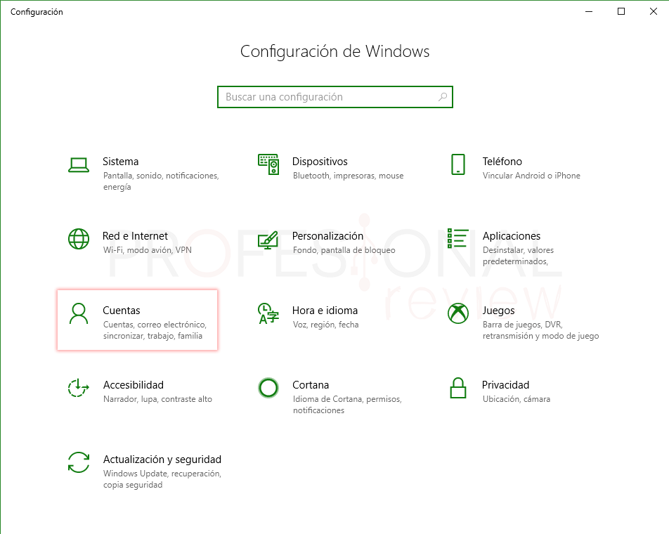 Cambiar administrador de Windows 10 tuto01