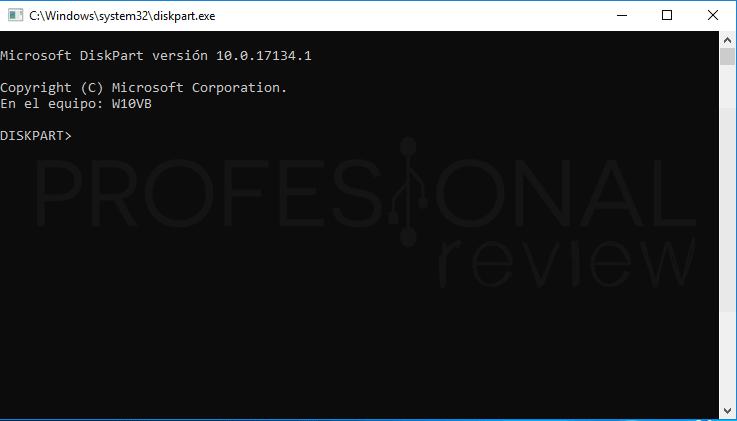 Cambiar letra de unidad en Windows 10 tuto02