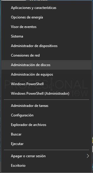 Cambiar letra de unidad en Windows 10 tuto06