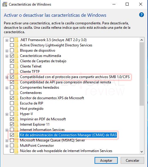 Conectar dos ordenadores en red tuto08