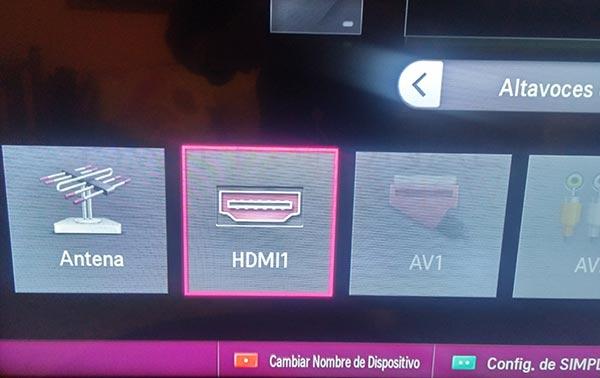Conectar PC a TV HDMI tuto07