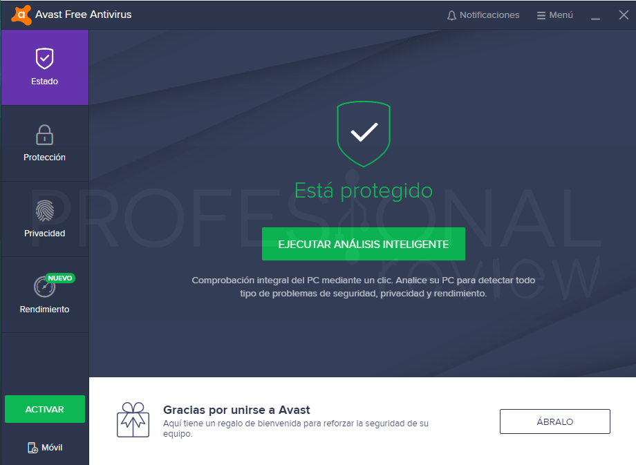 como usar avast free antivirus 2018