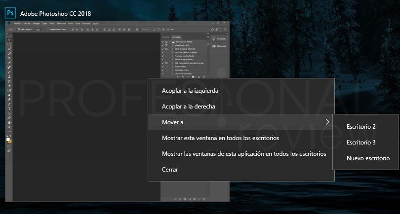 Crear escritorio en Windows 10 tuto05