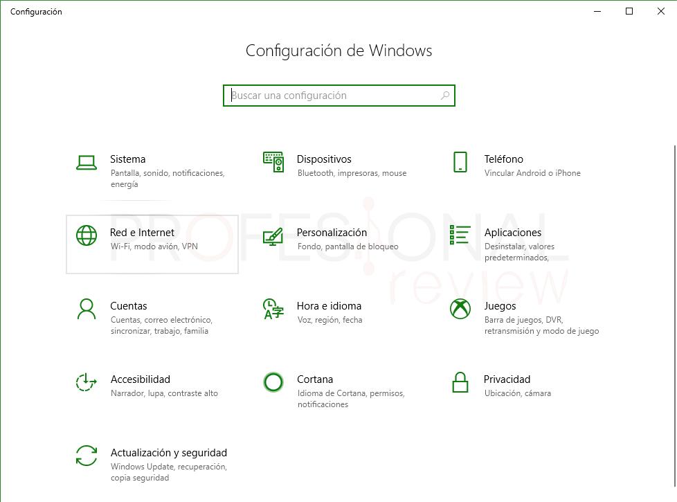 VPN en Windows 10 tuto13