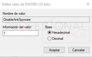 Desactivar Windows Defender tuto08