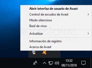 Desactivar Avast tuto02