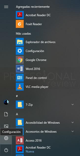 Desactivar touchpad en Windows 10 tuto03