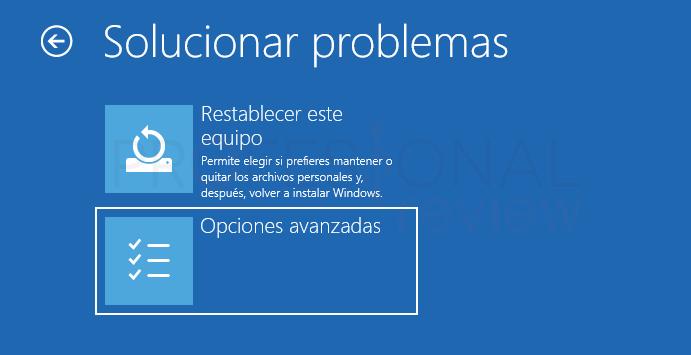Desinstalar actualizaciones Windows 10 tuto08