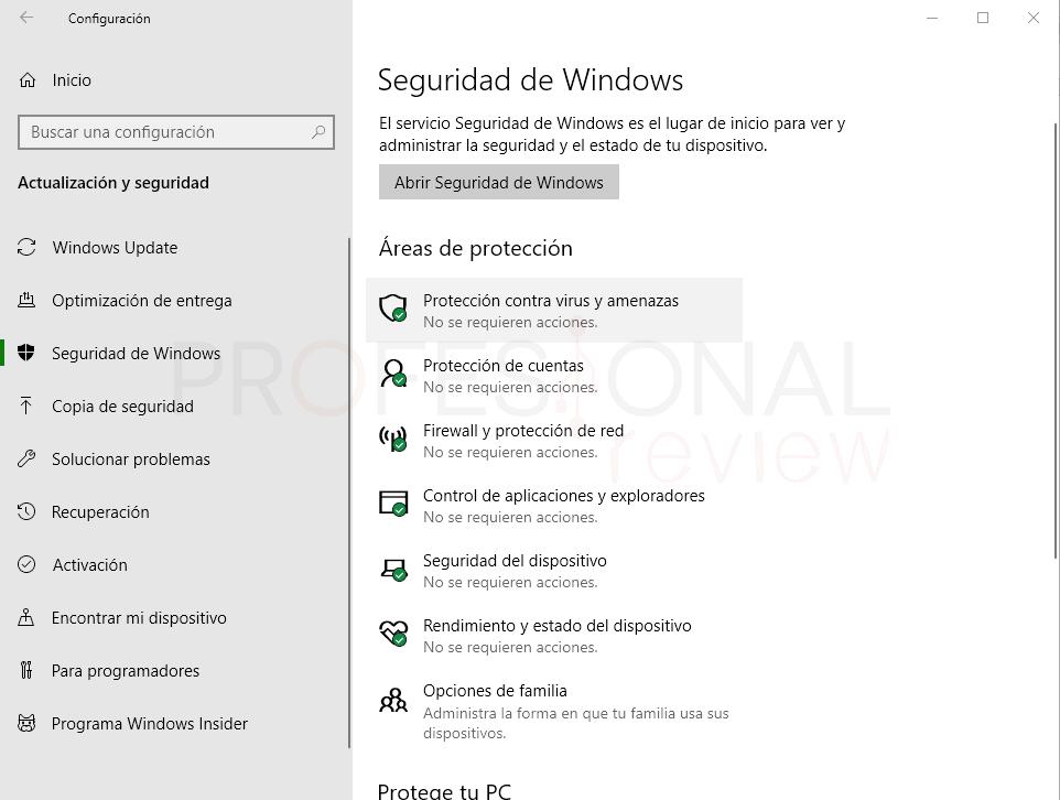 Eliminar virus de PC paso 01
