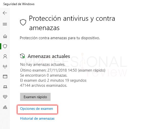 Eliminar virus de PC paso 02