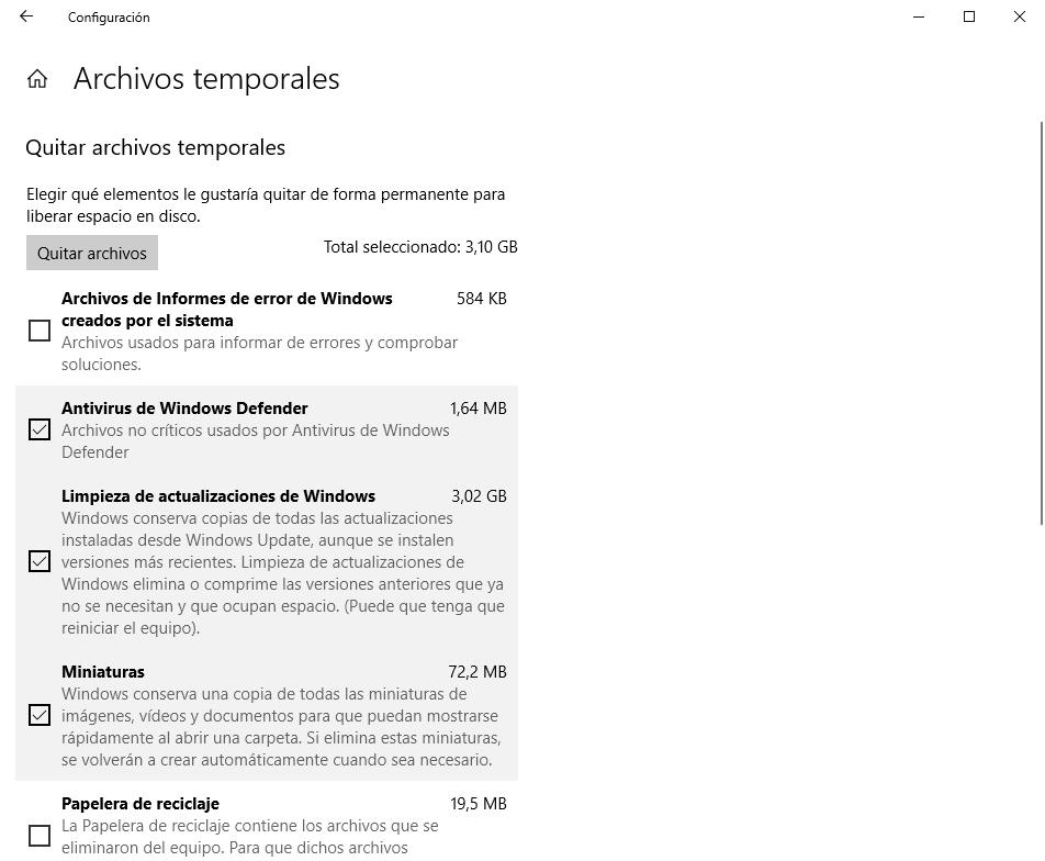 Archivos temporales en Windows 10 tuto07