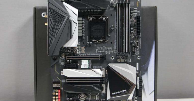 Photo of Las placas base Gigabyte se actualizan para soportar CPUs Intel serie F