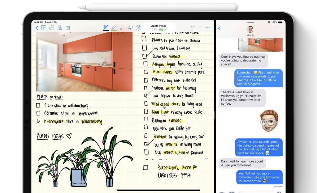 GoodNotes ya es compatible con el Apple Pencil 2