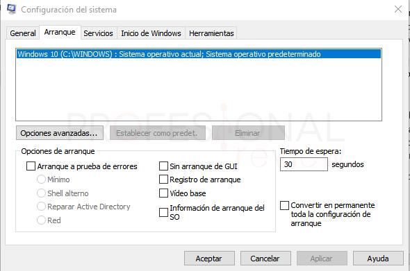 Herramientas administrativas Windows 10 paso 05