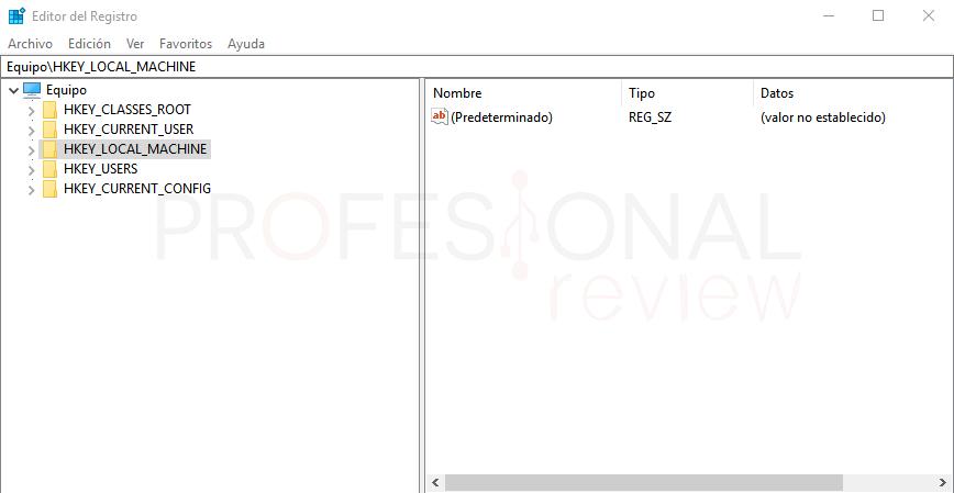 Herramientas administrativas Windows 10 paso 06