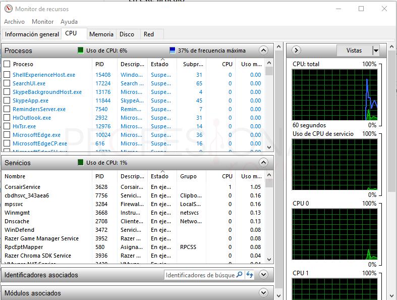 Herramientas administrativas Windows 10 paso 08