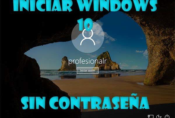 Photo of Como iniciar Windows 10 sin contraseña de usuario
