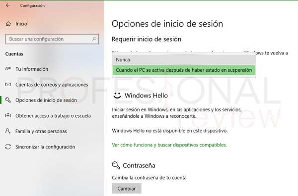 Iniciar Windows 10 sin contraseña tuto04