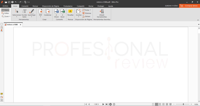 Mejores lectores PDF en Windows 10 tuto04