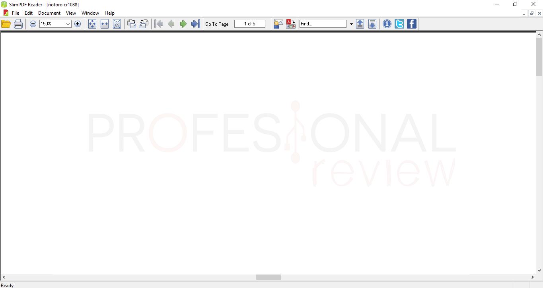 Mejores lectores PDF en Windows 10 tuto06