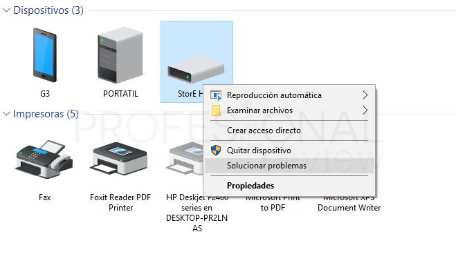 Problema al expulsar dispositivo de almacenamiento USB paso 03