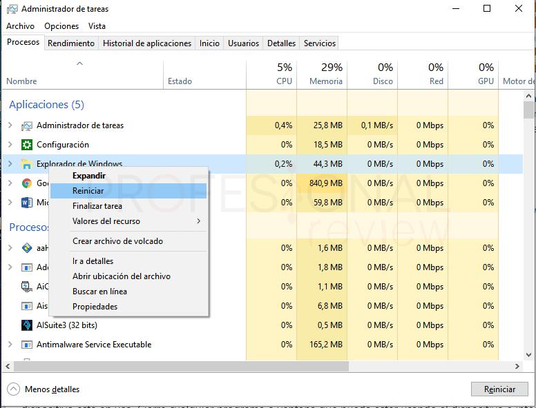 Problema al expulsar dispositivo de almacenamiento USB paso 01