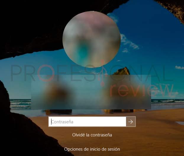 No puedo iniciar sesión en Windows 10 tuto01