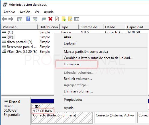 No reconoce disco duro externo tuto11