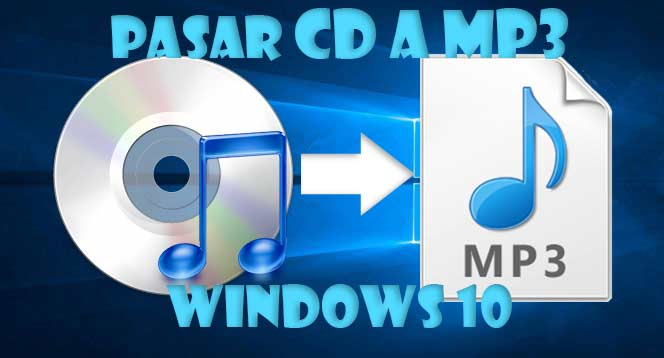 cd windows 10 mp3