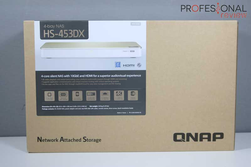 QNAP HS-453DX review