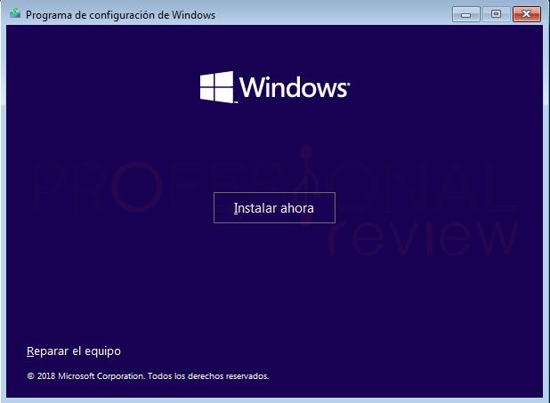 Reinstalar Windows 10 tuto03