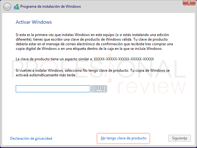 Reinstalar Windows 10 tuto04