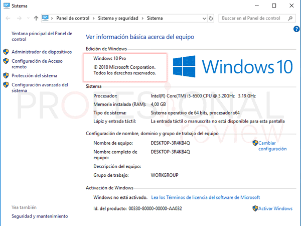 Reinstalar Windows 10 tuto01