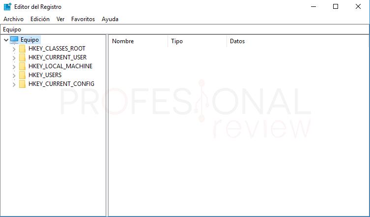 Reparar menú inicio Windows 10 paso 04