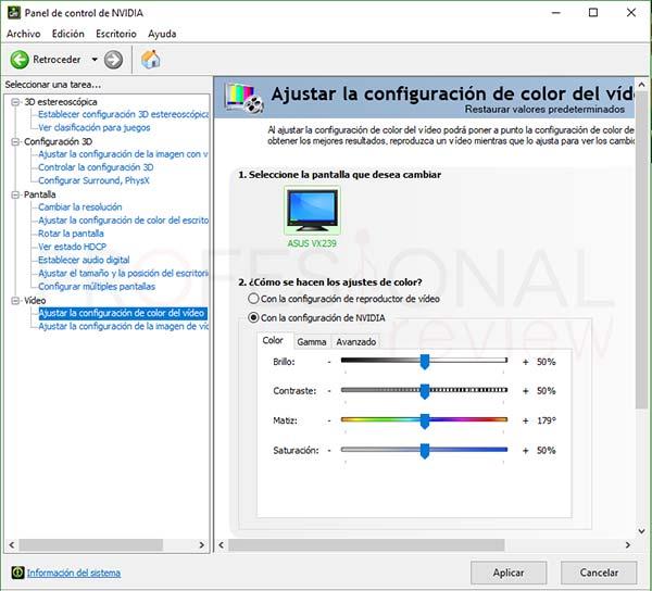 Cambiar resolución de pantalla en Windows 10 tuto07