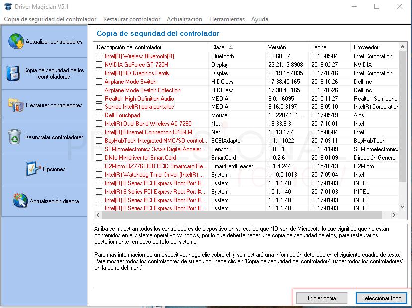 Restaurar de fábrica Windows 10 tuto01