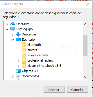 Restaurar de fábrica Windows 10 tuto02